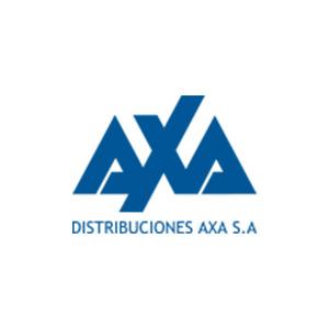 distribuciones axa